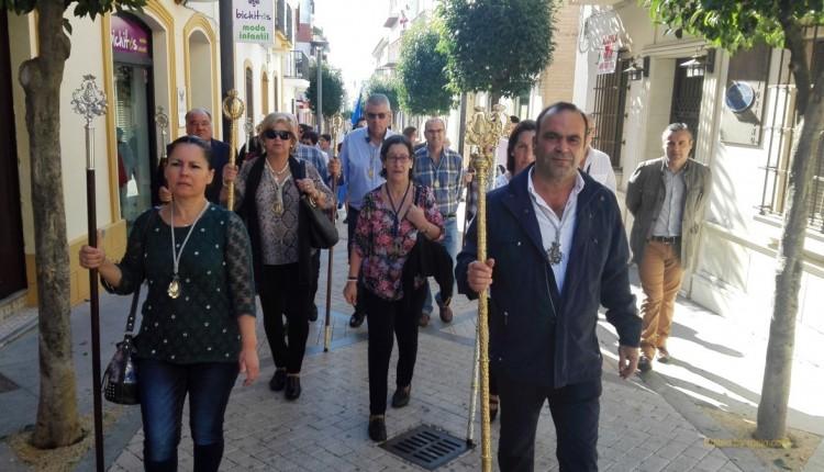 Hermandad de Isla Cristina – Acompaña a La Bella en su peregrinar