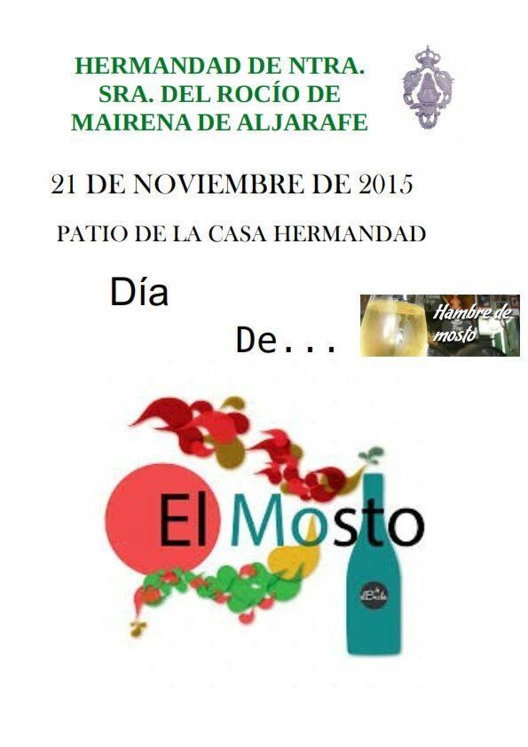 Mairena del aljaraje mosto 2015