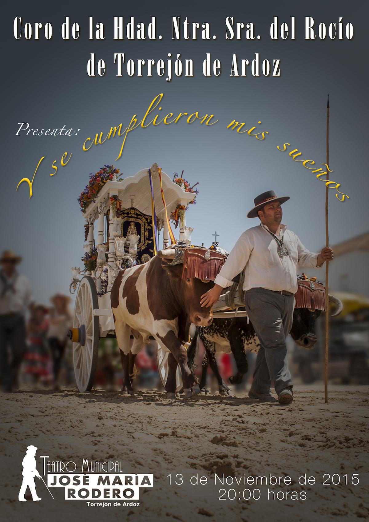 Torrejon de Ardoz cartel coro