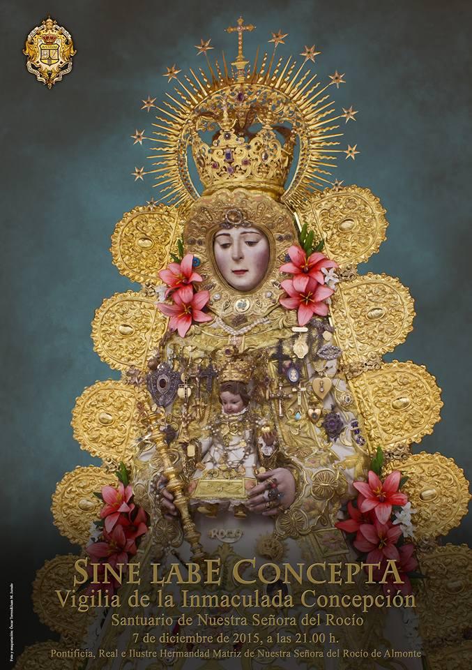 Vigilia inmaculada 2015