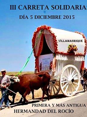 Villamanrique solidaria 2015