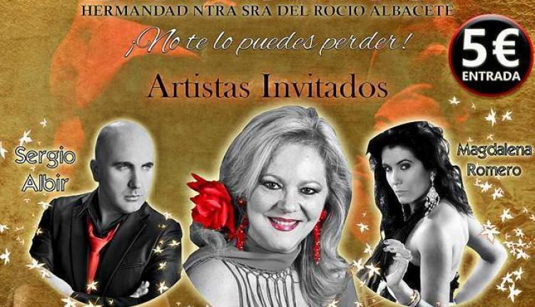 Hermandad de Albacete – Gran Gala Benéfica Navidad 2015