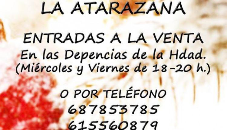 Hermandad de Almensilla – Almuerzo Navideño 2015