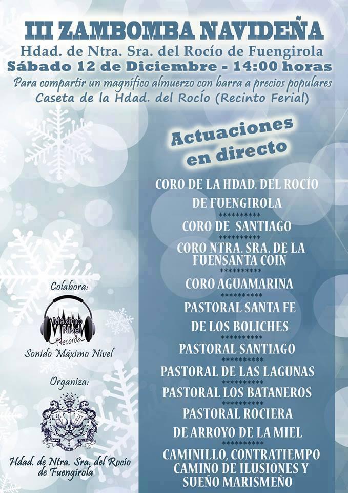 Fuengirola navidad 2015