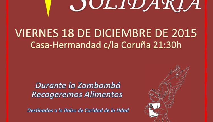 Hermandad de las Cabezas de San Juan –  Próximos Actos Navidad 2015