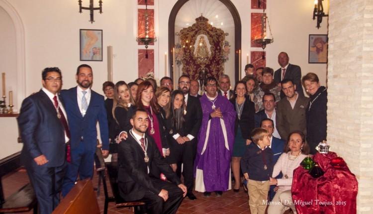 Hermandad de Las Cabezas de San Juan – Toma de posesión nueva Junta
