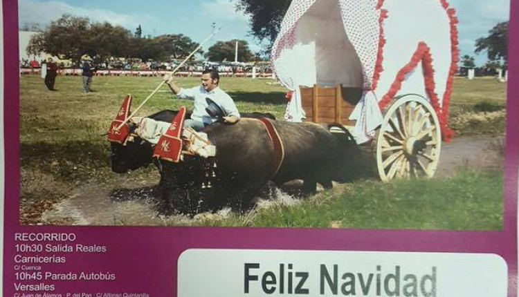 Hermandad de Medina del Campo – 1ª Carreta Solidaria de Recogida de Alimentos