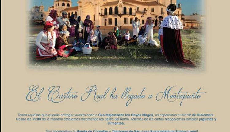Hermandad de Montequinto – El Cartero Real llega a Montequinto