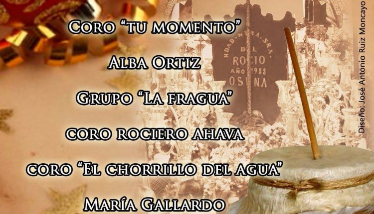 Hermandad de Osuna – I Zambomba Rociera 2015