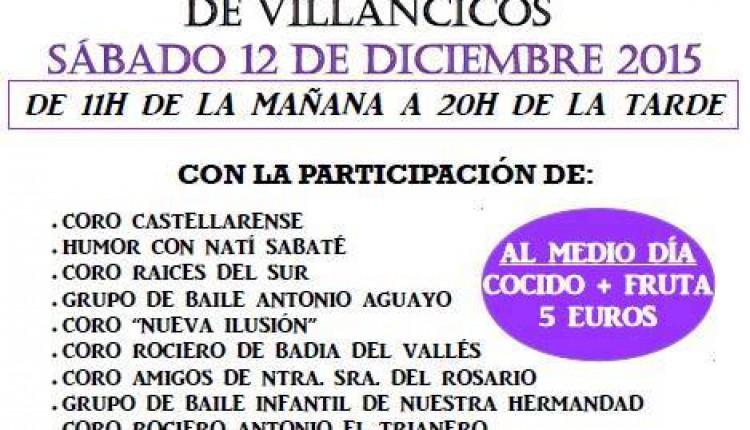 Hermandad de Sabadell – III Festival de Villancicos