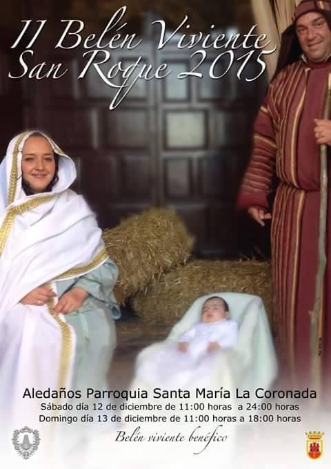 San Roque navidad 2015