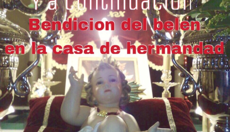 Hermandad de San Sebastián de los Reyes –  OPERACION KILO 2015