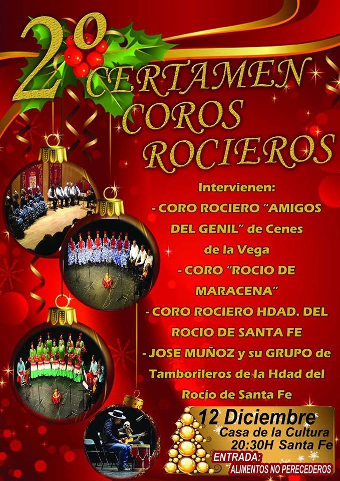 Santa Fe navidad 2015