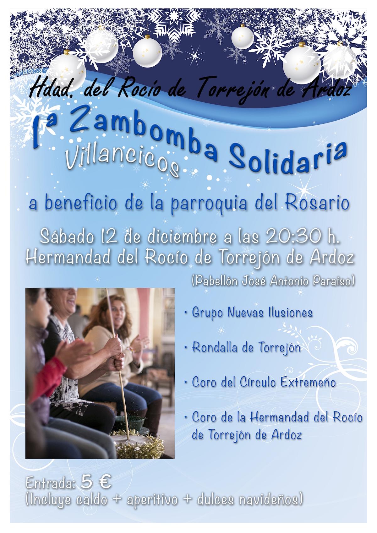Torrejon - 2015-zambomba