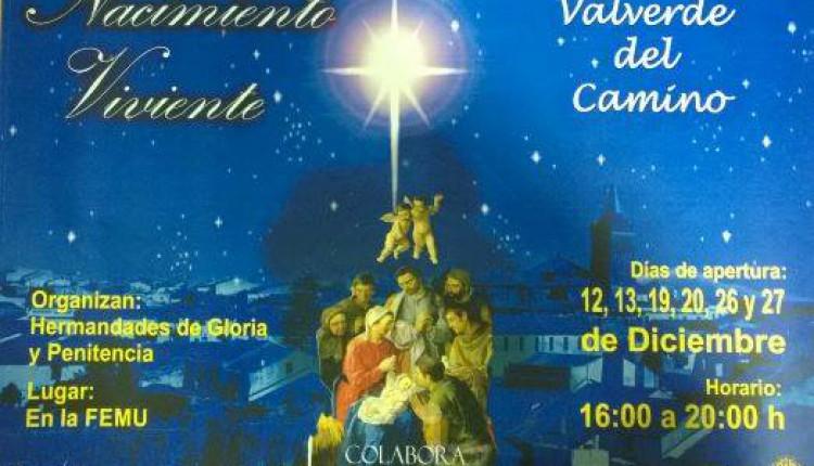Hermandad de Valverde del Camino – Nacimiento Viviente 2015