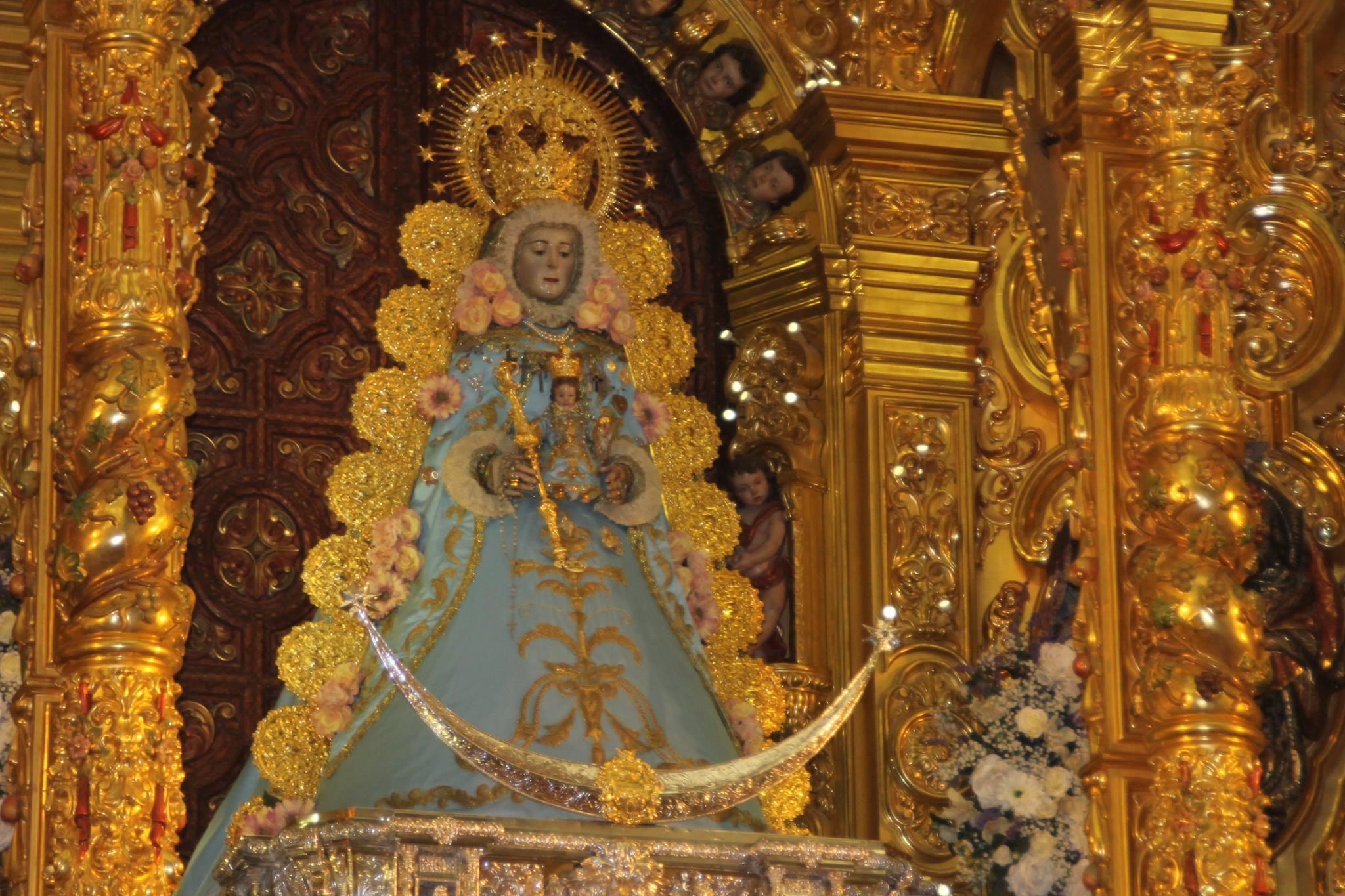 Virgen rocío inmaculada 2015-5