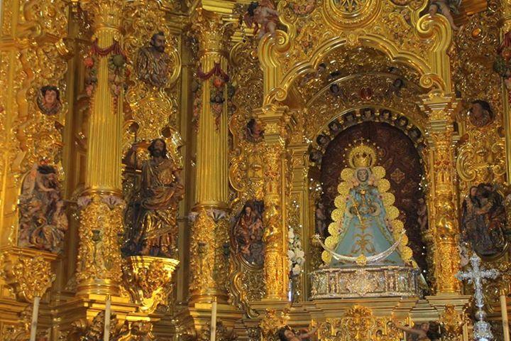 Virgen rocío inmaculada 2015-6