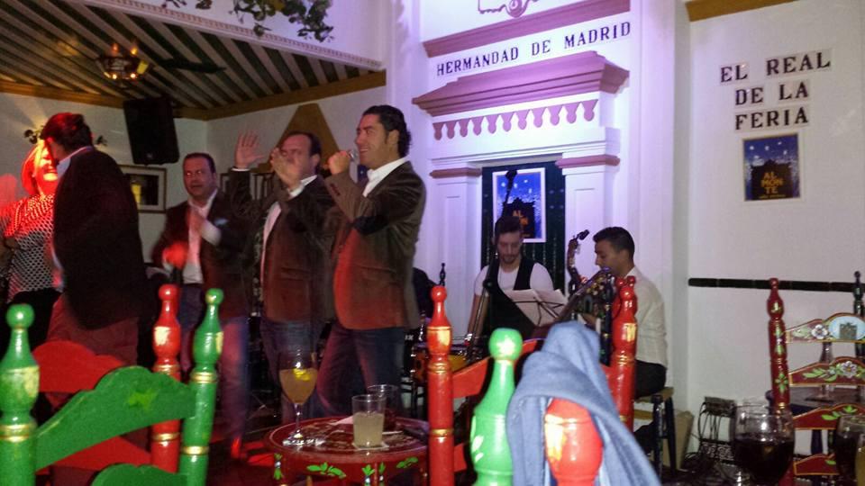 sala almonte presentacion disco Cantares de Huelva