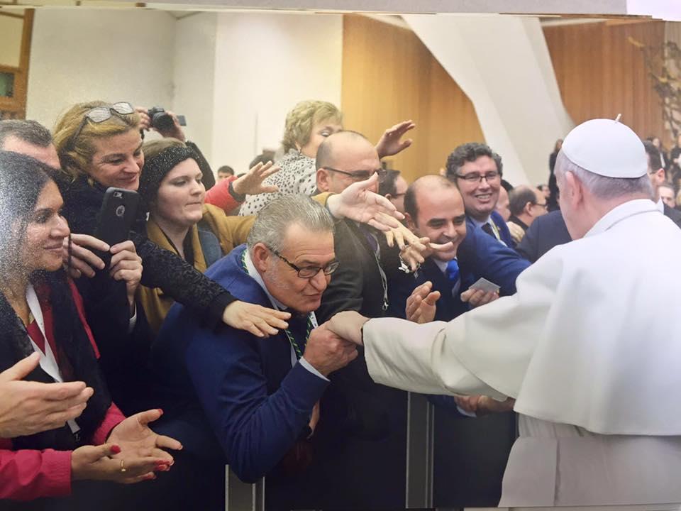 Encuentro reponsables santuarios Roma 2016 -17