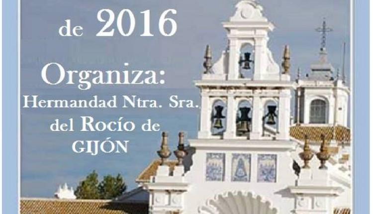 Hermandad de Gijón – Peregrinación Extraordinaria al Rocío 2016