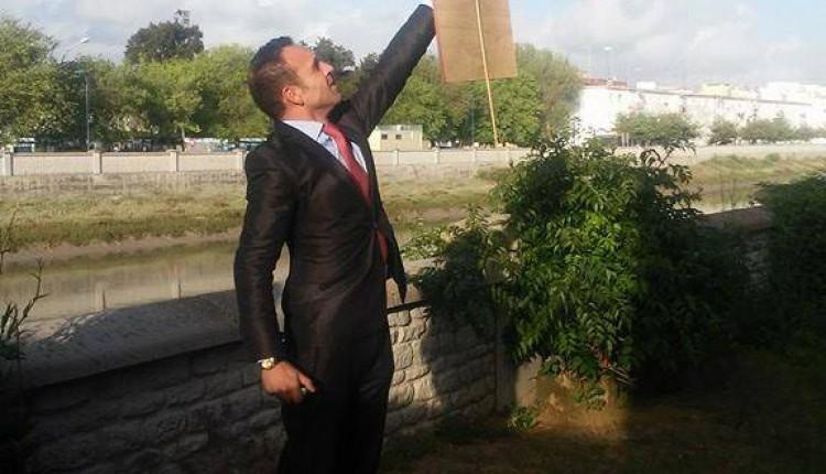 Hermandad de Chiclana – Juan Jesus Rus Ruiz, Pregonero del Rocío 2016