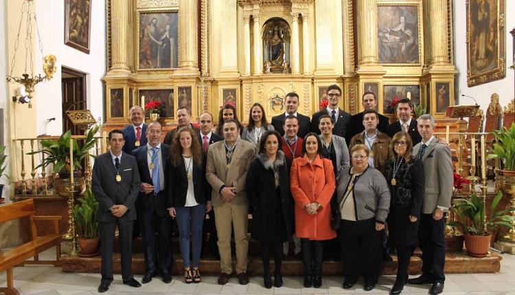 Hermandad de Lucena de Córdoba – Toma de Posesión Nueva Junta