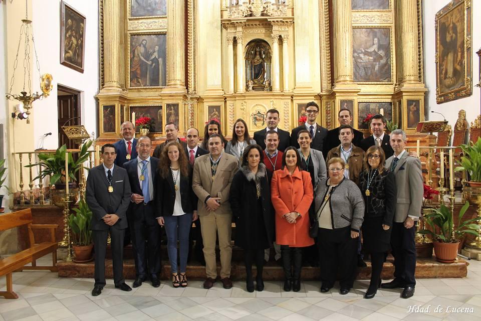Lucena Cordoba nueva Junta de Gobierno