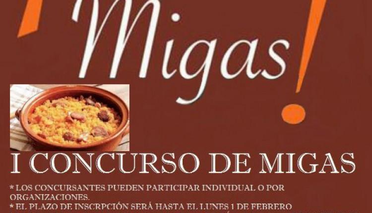 Hermandad de Mairena del Aljarafe – I Concurso de MIGAS