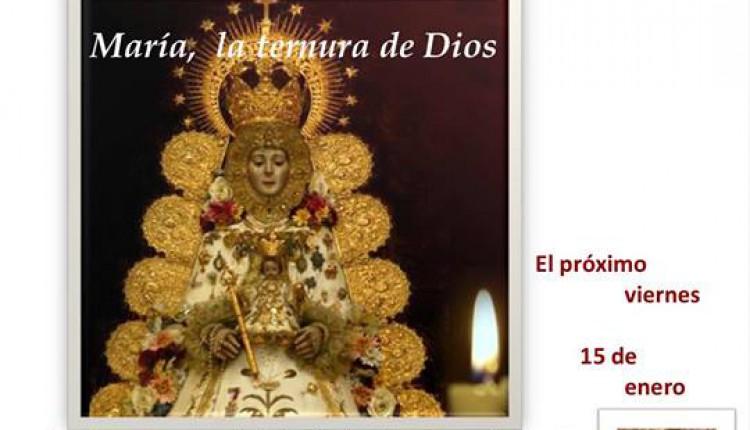 Hermandad de San Sebastián de los Reyes – Charla de formación mensual con el tema MARIA, LA TERNURA DE DIOS, la dará D. MANUEL PABLOS LEGUSPÍN
