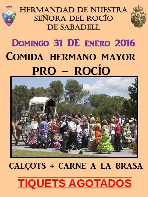 Sabadell comida hermano mayor 2016