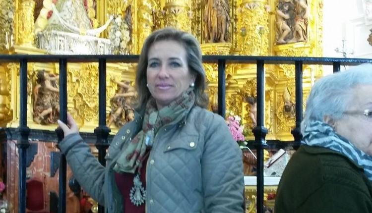 Hermandad Rocío de Paterna del Campo – Sagrario Sánchez Pavón Pregonera del Rocío 2016