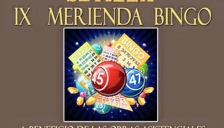 Hermandad de Sevilla El Salvador – IX Merienda Bingo