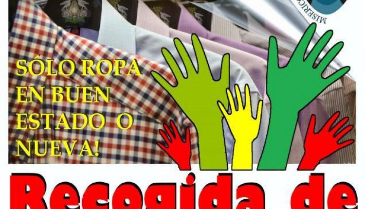 Hermandad de Vélez-Málaga – Campaña de Recogida de Ropa