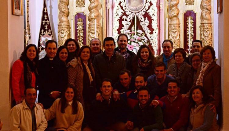 Hermandad de Villamanrique – Toma de Posesión de la nueva Junta de Gobierno