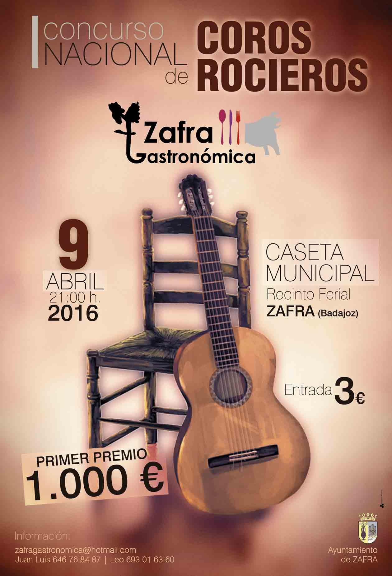 Zafra - 1 concurso COROS rocieros