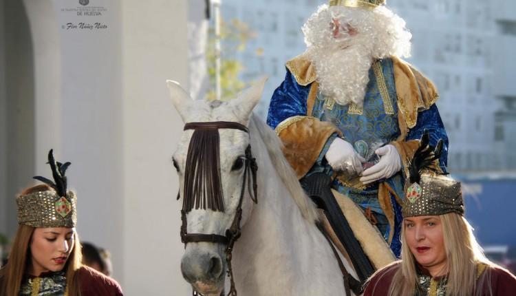 Hermandad de Huelva – Reyes Magos 2016
