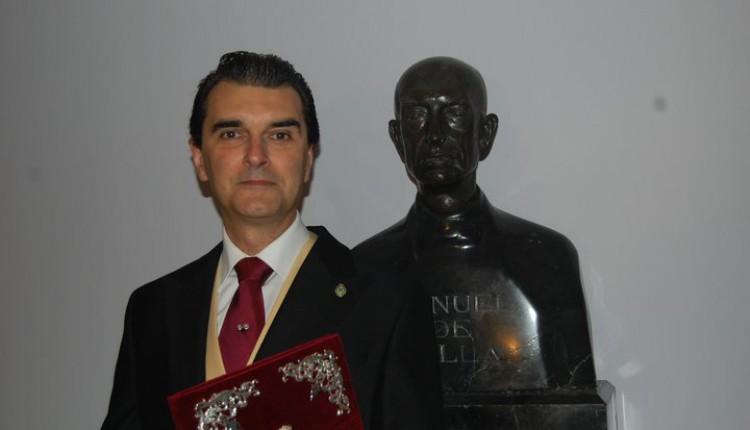 Hermandad de Cádiz – Jose Manuel Romo Madera, Pregonero del Rocío 2016