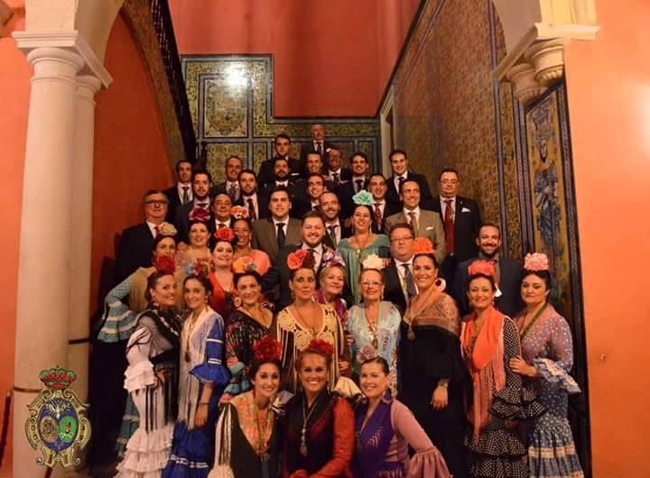 Coro Macarena misa 2016