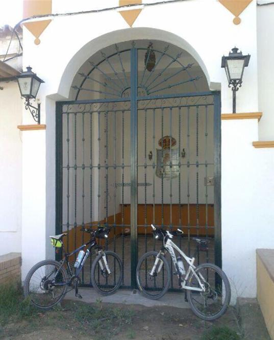 Dos Hermanas ciclismo al Rocío