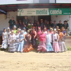 Disfruta El Rocio con Menta y Canela!