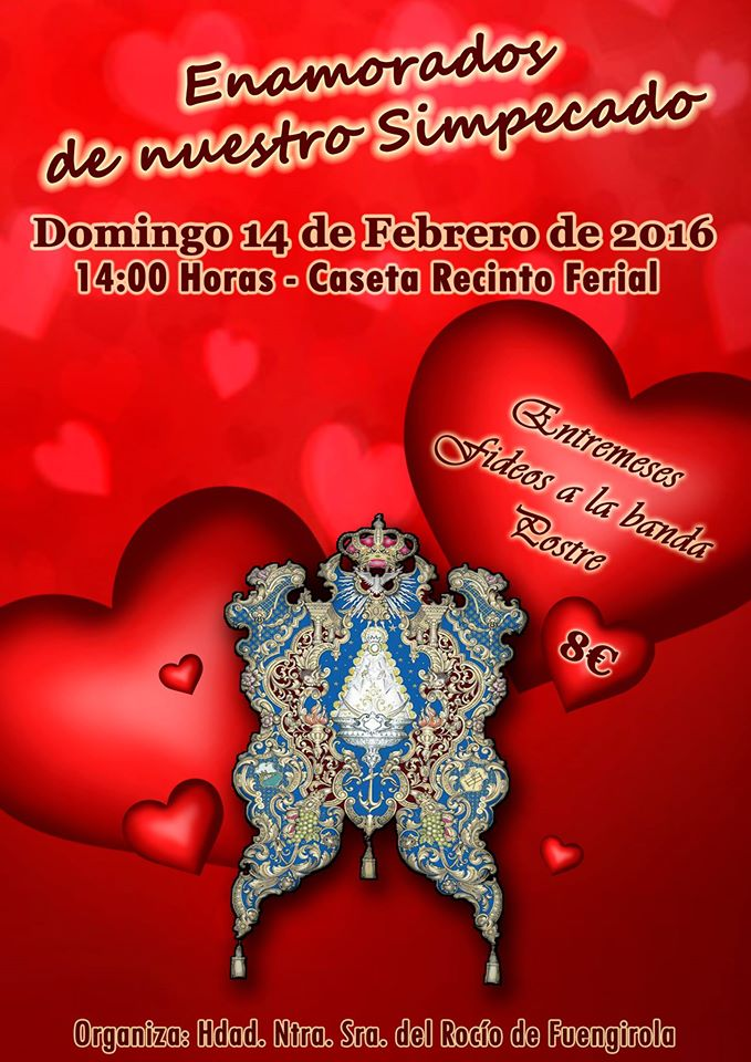 Fuengirola simpecado san valentin 2016