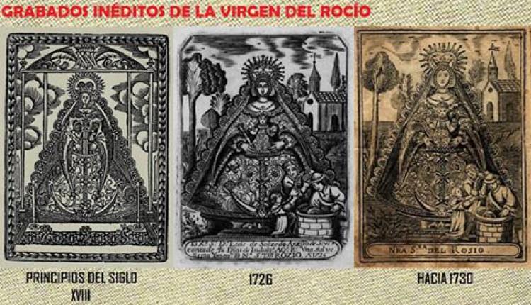 Nuevos grabados de la Virgen del Rocío