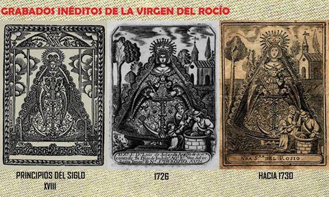 Grabados Virgen
