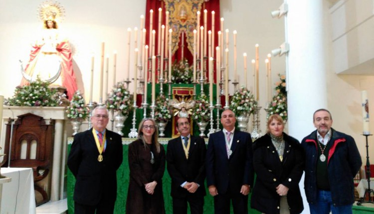 Hermandad de Montequinto – Finalizó el Solemne Triduo