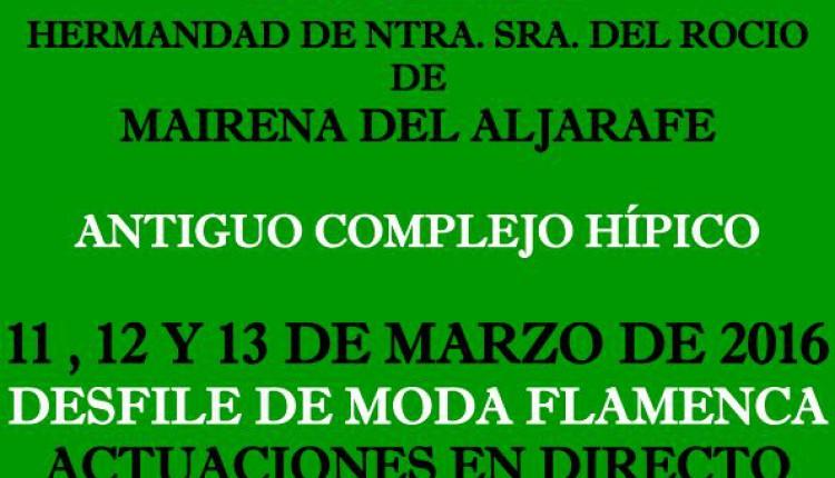 Hermandad de Mairena del Aljarafe – XVIII Semana Cultural