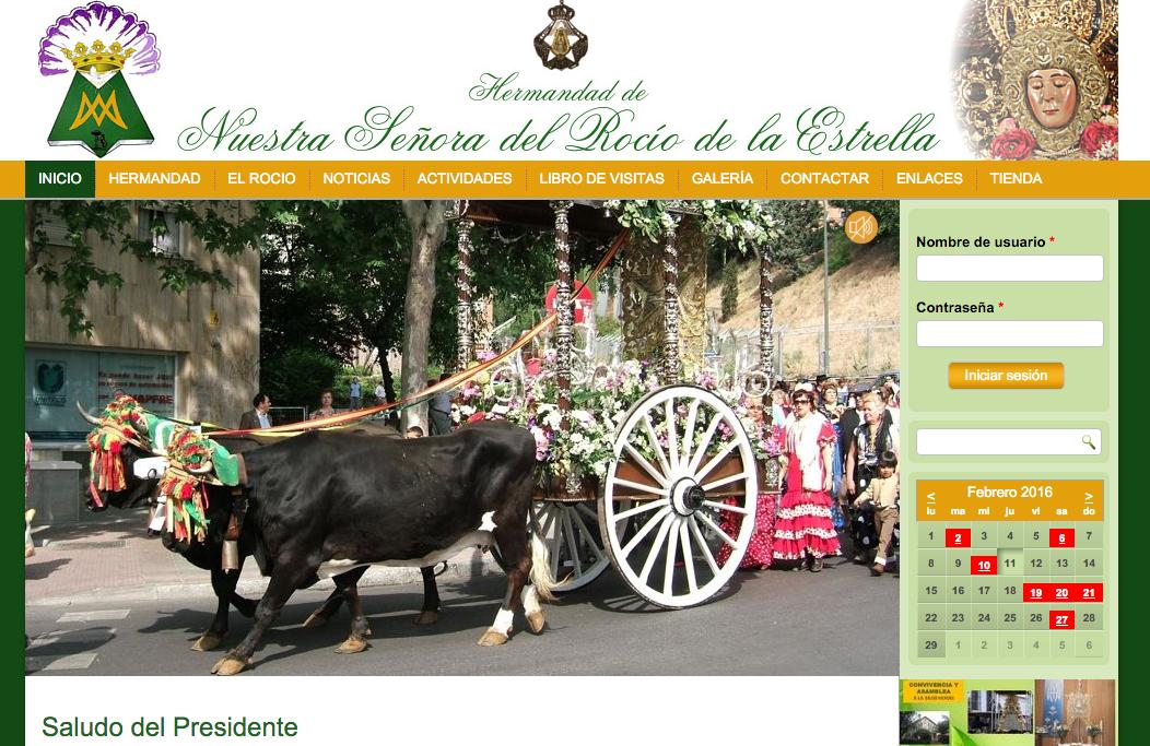 Rocio La Estrella - Madrid