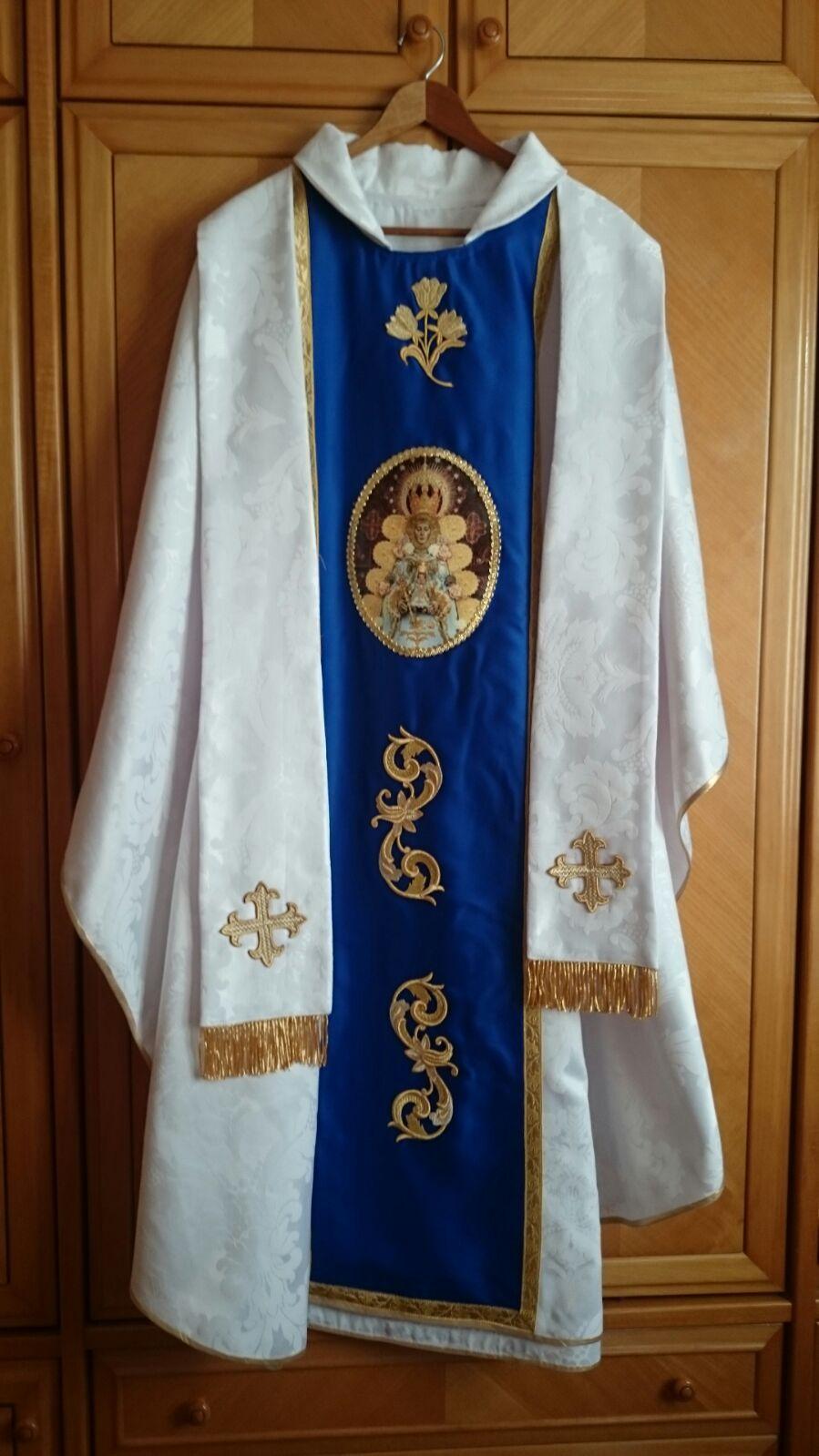 San Sebastian de los Reyes Casulla-2