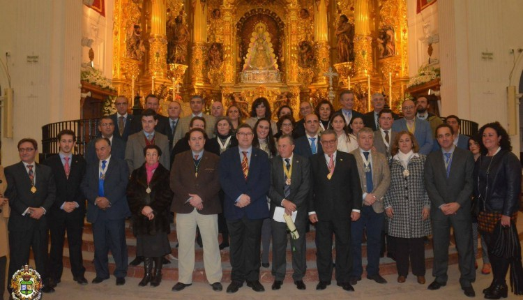 Valencina de la Concepción Nueva Filial con el Número 117 – FOTOS de la Entrega del Título
