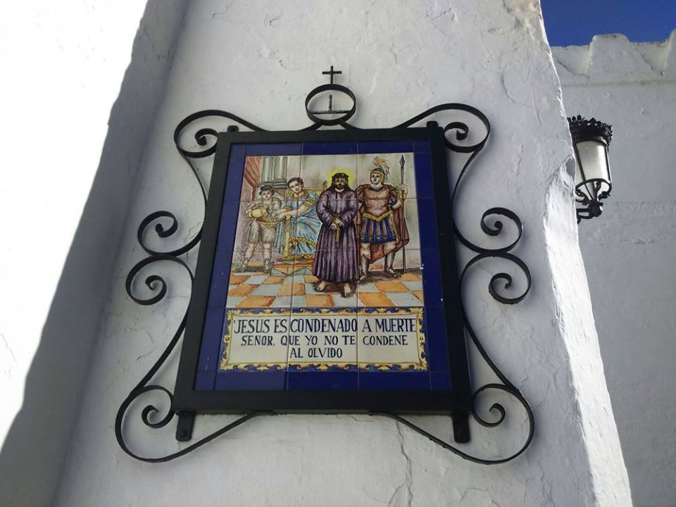 Via Crucis almonte-Rocio-1