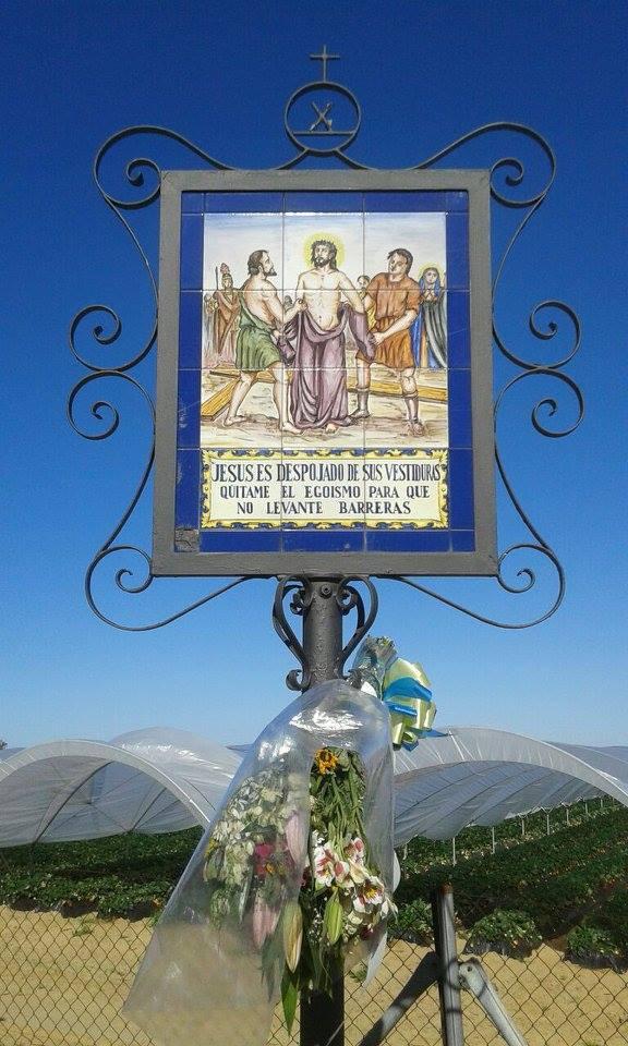 Via Crucis almonte-Rocio-10